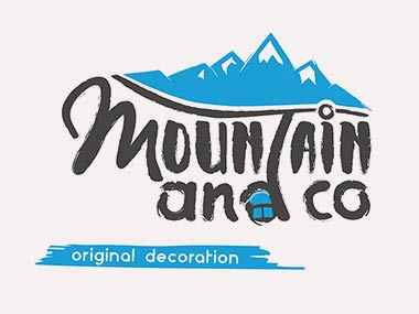 Mountain And Co - Original Decoration